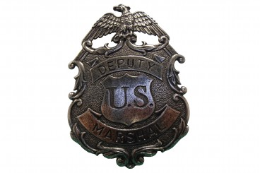 Badge de Marshall aigle