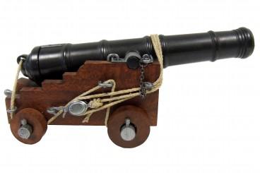 Canon naval, Angleterre S.XVIII
