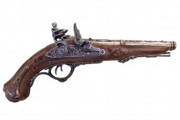 Pistolet à Canon 2 Napoléon, France 1806