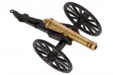 Canon de guerre civile, États-Unis 1857