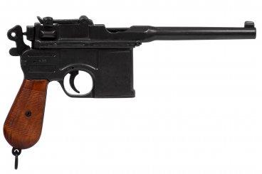 Pistolet C96, Allemagne 1896