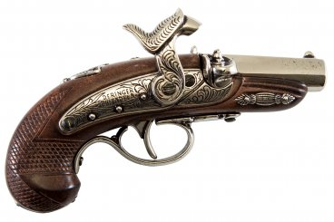 Percussion Philadelphia Deringer pistol, USA 1862