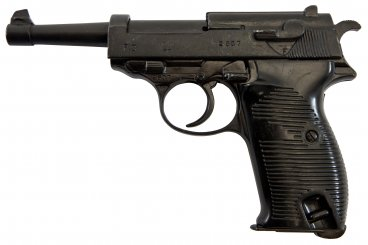Pistolet automatique, Allemagne 1938