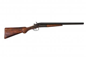 Fusil à deux canons de Wyatt Earp, USA 1868.