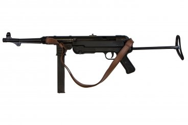 Mitrailleuse MP40, Allemagne 1940