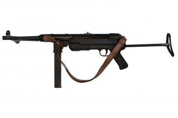 Mitrailleuse MP40, Allemagne 1940