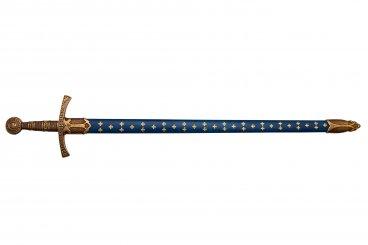 Épée médiévale, France XIVe siècle