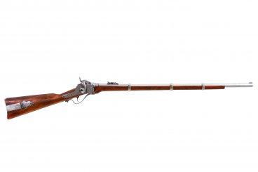 Fusil militaire Sharps, USA 1859