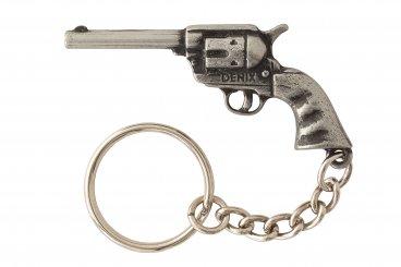 Porte-clé revolver