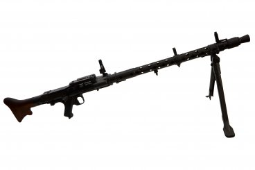 Mitrailleuse MG 34, Allemagne 1934 (WWII)